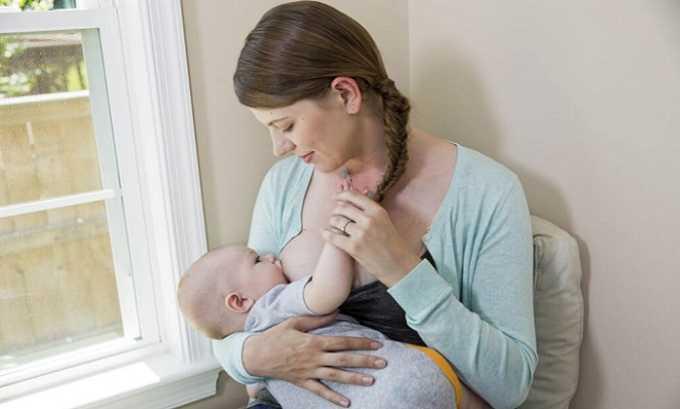 Метронидазол противопоказан в период кормления грудью