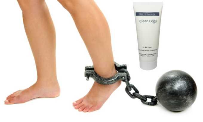 Медикамент показан при тяжести в ногах