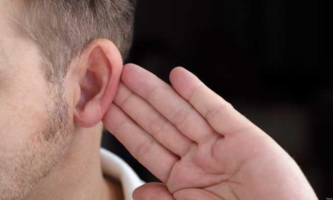 При передозировке Аспирином может случиться нарушение слуха