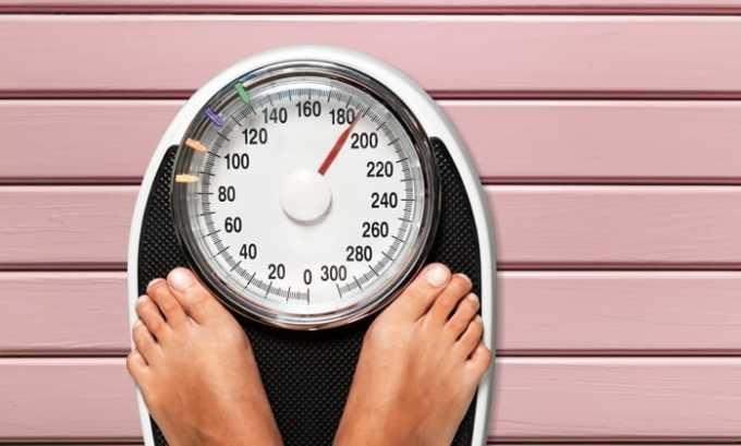 Побочные действия Аторвастатина 20 проявляются в виде набора веса