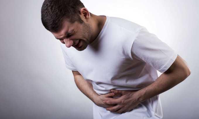 Основными признаками болезни являются резкая боль в области пупка или другой части живота