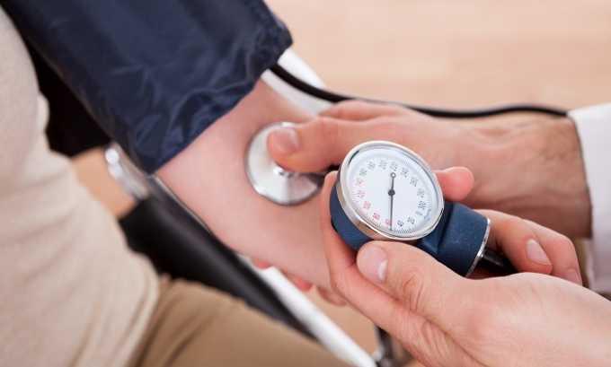 Медикамент может провоцировать скачки артериального давления