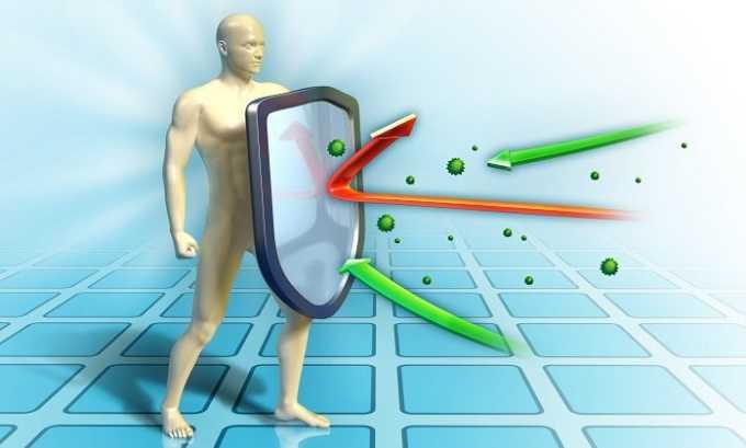 Препарат Курантил повышает устойчивость организма к вирусам