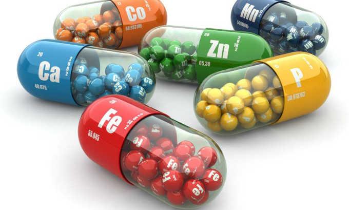 Прием витаминно-минеральных комплексов способствует укреплению сосудов малого таза