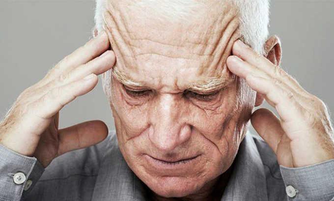 При нарушении обменных процессов в головном мозге, сосудистых заболеваниях прописывают Фенотропил