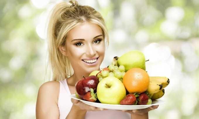 Розукард задействуют в качестве дополнения к правильному питанию