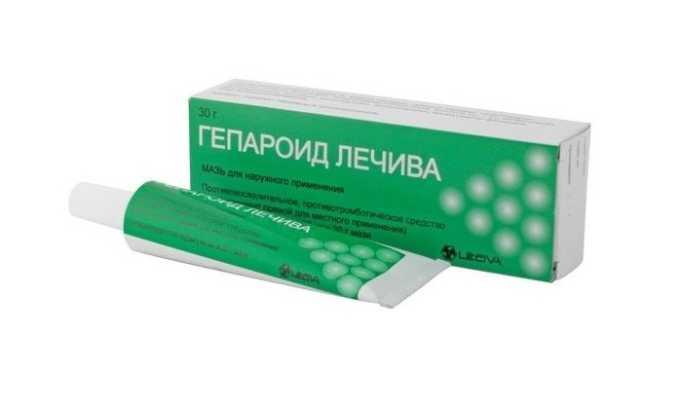 Гепароид Лечива - является противовоспалительным, противотромботическим медикаментом для наружного применения