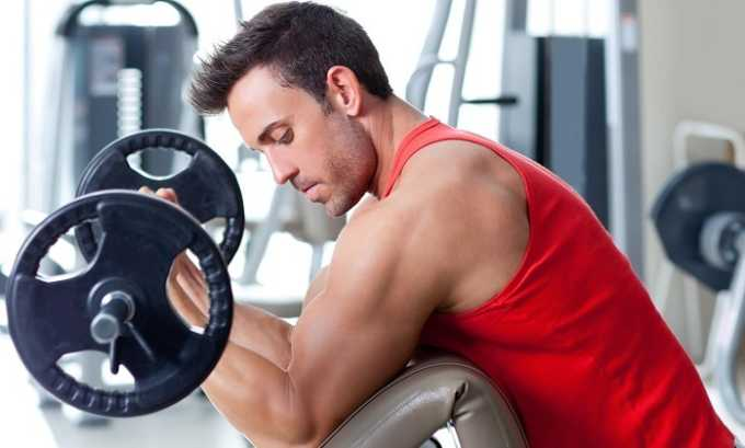 В течение восстановительного периода запрещены упражнения на тренажерах