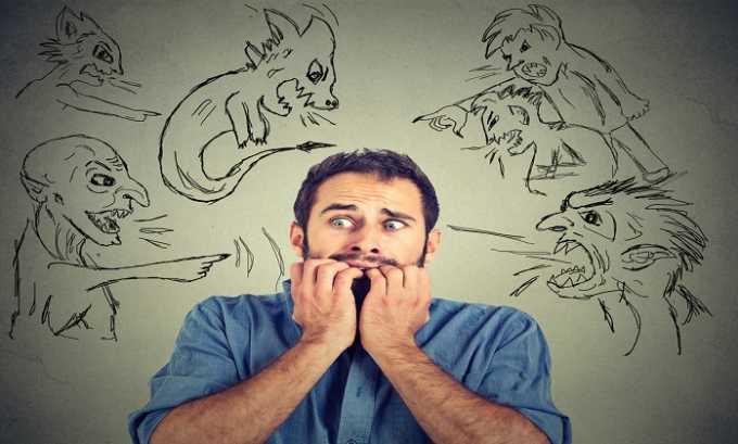 В некоторых случаях препарат может вызывать галлюцинации