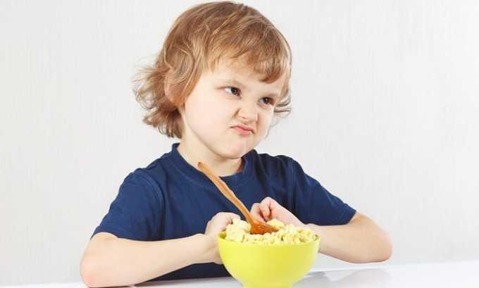 Профилактический прием витамина С в аптечной форме для детей рекомендован при несбалансированном питании