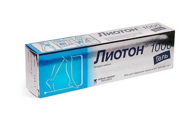 Для того чтобы действие венотоников было эффективнее, назначают кроверазжижающие средства (антикоагулянты). К примеру, препарат Лиотон