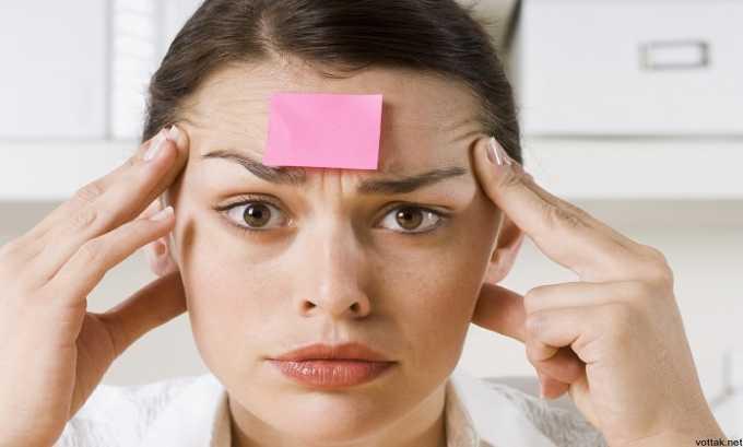 Гинкго Билоба Форте помогает при нарушениях памяти