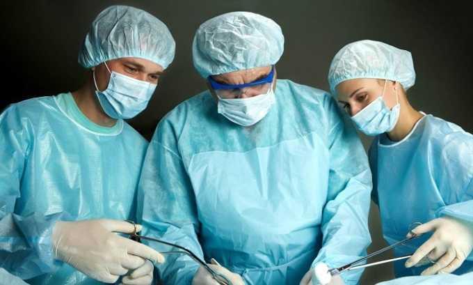 Также лекарство используют для предупреждения осложнений после оперативных вмешательств на поджелудочной железе