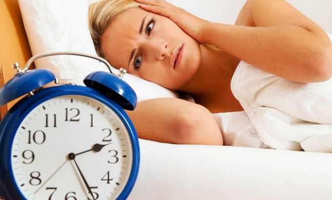 Побочные действия Сермион 10: Со стороны центральной нервной системы может наблюдаться нарушение сна