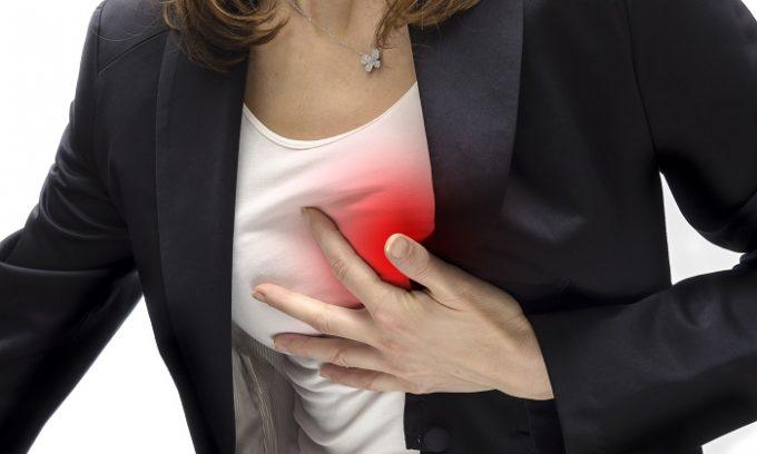 Инфаркт миокарда приводит к появлению тромбов в аорте сердца