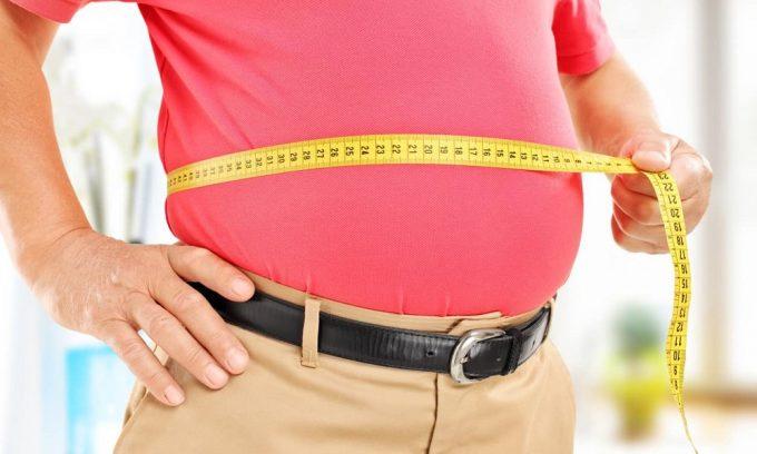Избыточный вес может стать причиной развития болезни вен