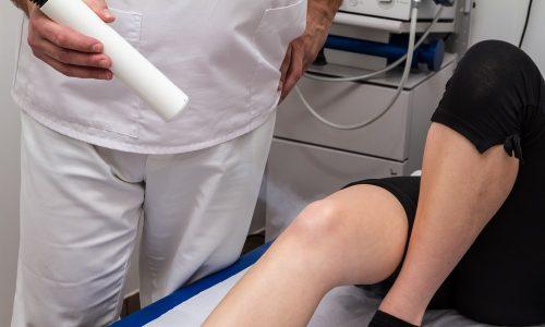 Активно используют озонотерапию при лечении варикоза