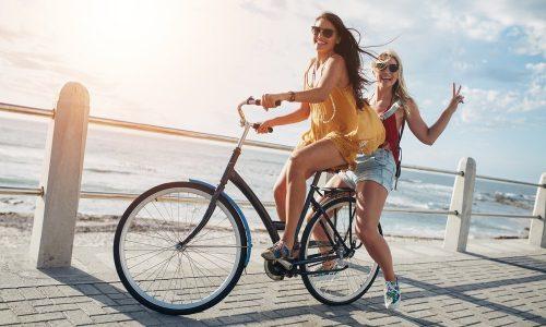 Строгих противопоказаний к велоспорту у пациентов с расширенными венами на ногах не существует