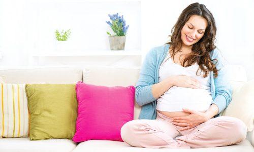 У женщины повторное появление вен с расширенными участками может произойти из-за беременности