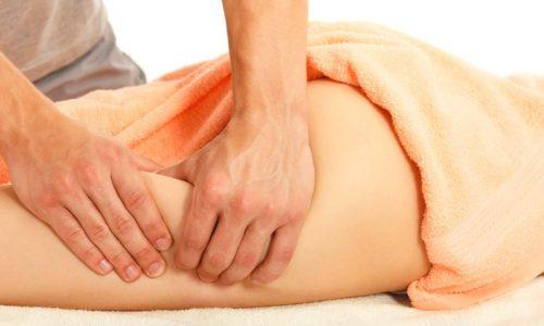 Антицеллюлитный массаж при варикозе может принести больше вреда, чем пользы, если будет проведен неправильно