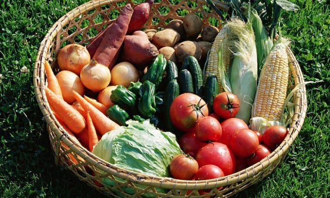 Рекомендуется придерживаться здорового питания: есть больше фруктов и овощей