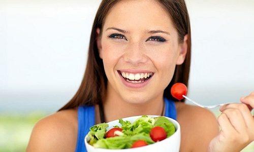 Чтобы остановить развитие купероза в диету нужно включить больше свежих овощей и фруктов