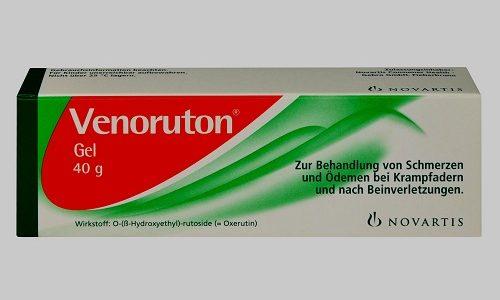 Использовать Венорутон можно не только при хронической венозной недостаточности, но и после травм. Этот препарат отлично справляется с судорогами, болями, варикозным дерматитом и язвами