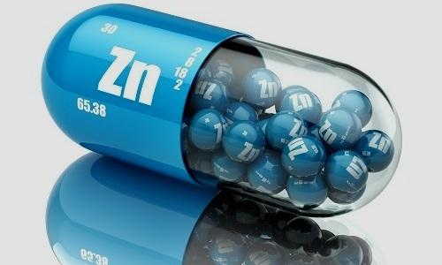 Цинк благоприятно влияет на кровеносное давление и уменьшает уровень холестерина в крови