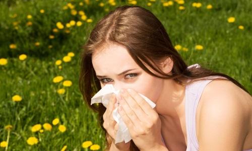 Вызвать повышенную чувствительность к препарату может наличие у пациента сенной лихорадки