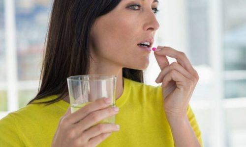 Таблетки пьют в любое время дня, независимо от употребления пищи