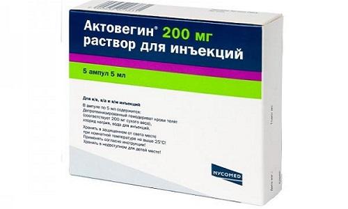 Дозирование раствора для инъекций и курс лечения зависит от цели применения лекарственного средства
