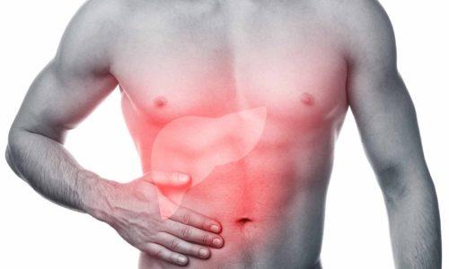 При наличии симптомов заболевания печени необходимо прекратить прием препарата и обратиться к врачу