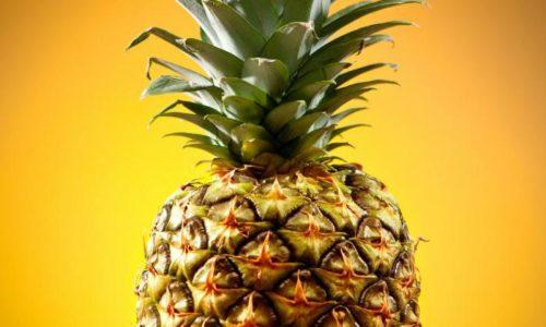 С пищей природный бромелайн можно получить, употребляя ананас