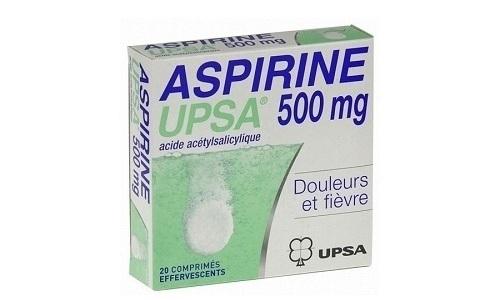 Для устранения болевого синдрома разработан препарат Аспирин Упса