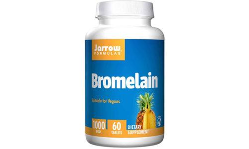 Бромелайн выпускается в виде добавки, используется в пищевой промышленности
