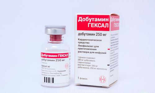 Добутамин совместно с Дипиридамолом может спровоцировать еще более сильное снижение артериального давления