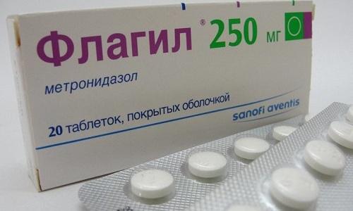 Аналог препарата Клион 100 - лекарственное средство Флагил