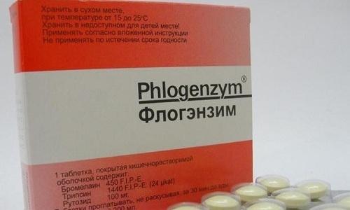 Препарат Флогэнзим - иммуномодулятор противовоспалительного действия, который используют в гинекологии, стоматологии, кардиологии