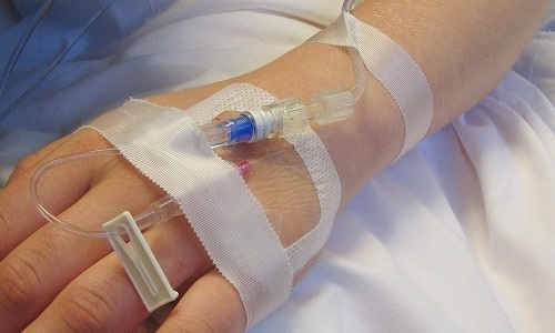 При кровотечении при варикозе вен желудка и пищевода: средняя дневная дозировка для непрерывной в/в инфузии - 20-25 мкг/час