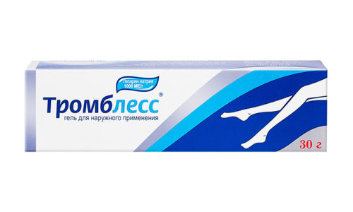 Тромблесс - эффективное средство при нарушениях кровообращения