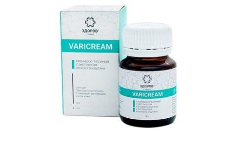 Варикрем - эффективный препарат, при помощи которого можно вылечить варикозное расширение вен