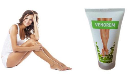 Venorem является натуральным средством, позволяющим избавиться от симптомов варикоза