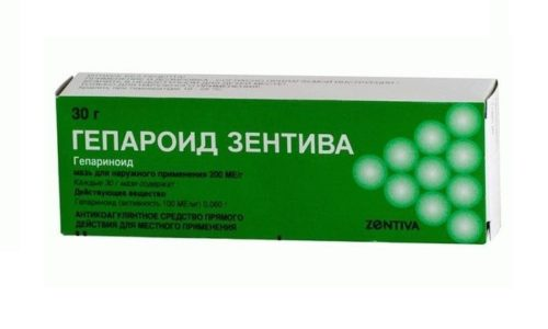 В схему лечения геморроя часто вводится такой препарат, как Гепароид