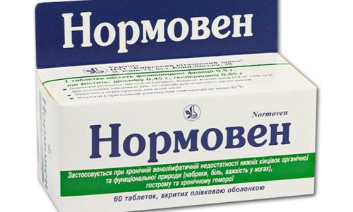 Нормовен запрещен к применению пациентам с аллергией на входящие в состав компоненты
