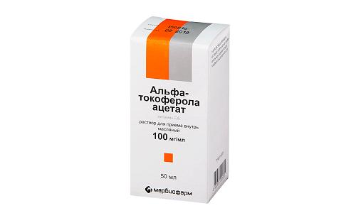 Альфа-токоферола ацетат - это витаминный препарат, который применяется при тяжелом дефиците витамина Е, дегенеративных изменениях опорно-двигательного аппарата
