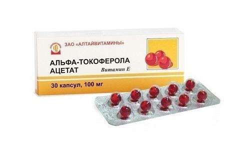 Наиболее распространенной дозировкой токоферола в капсулах является 100 мг