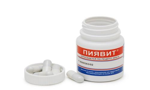 На аптечную витрину капсулы попадают во флаконах, содержащих по 30, 60 пилюль