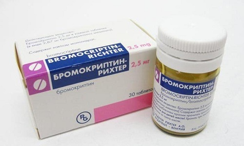 Октреотид Депо повышает биодоступность Бромокриптина