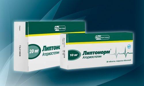 Поддержать результат, полученный при терапии патологий сосудов, поможет употребление Липтонорма