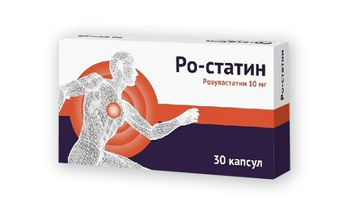 Ро-статин - медикаментозный препарат, относящийся к группе статинов